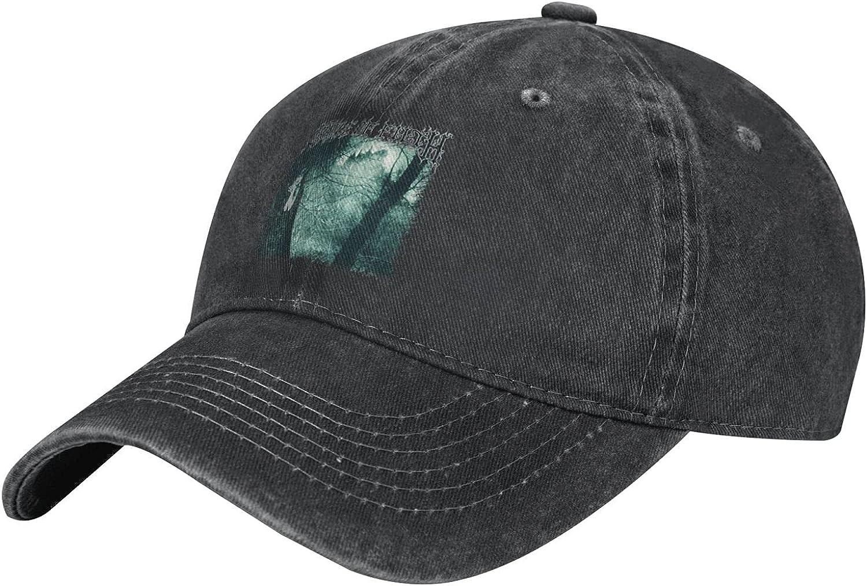 Cradle of Filth Dusk & Her Embrace Unisex Baseball Cap Golf Sports Hats Cool Fishing Hunting Hats Trucker Dad Hat Sun Hats
