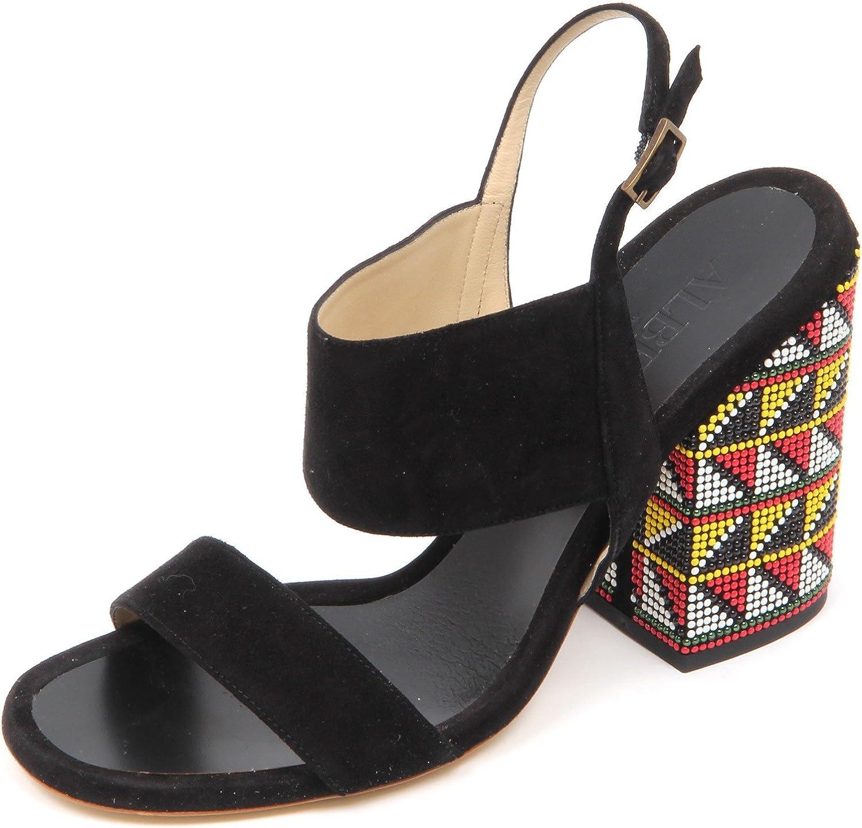 ALBERTO GOZZI D5700 Sandalo damen schuhe schwarz schuhe Woman