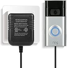 Power Adapter, Video Doorbell Power Supply for the Ring Video Doorbell, Ring Video Doorbell 2 & Ring Video Doorbell Pro, Power Supply, Adapter, Battery Charger