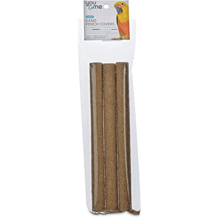 Petco Brand - You & Me Large Sand Bird Perch Cover 3 Pack