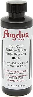 Angelus Roll Call Military Grade Edge Dressing 4 Oz. (Black)