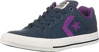 Converse Kids' El Distrito Canvas Low Top Sneaker