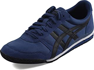 Onitsuka Tiger - Unisex-Adult Ultimate 81Â Shoes, Size: 4 D(M) US, Color: Midnight Blue/Black