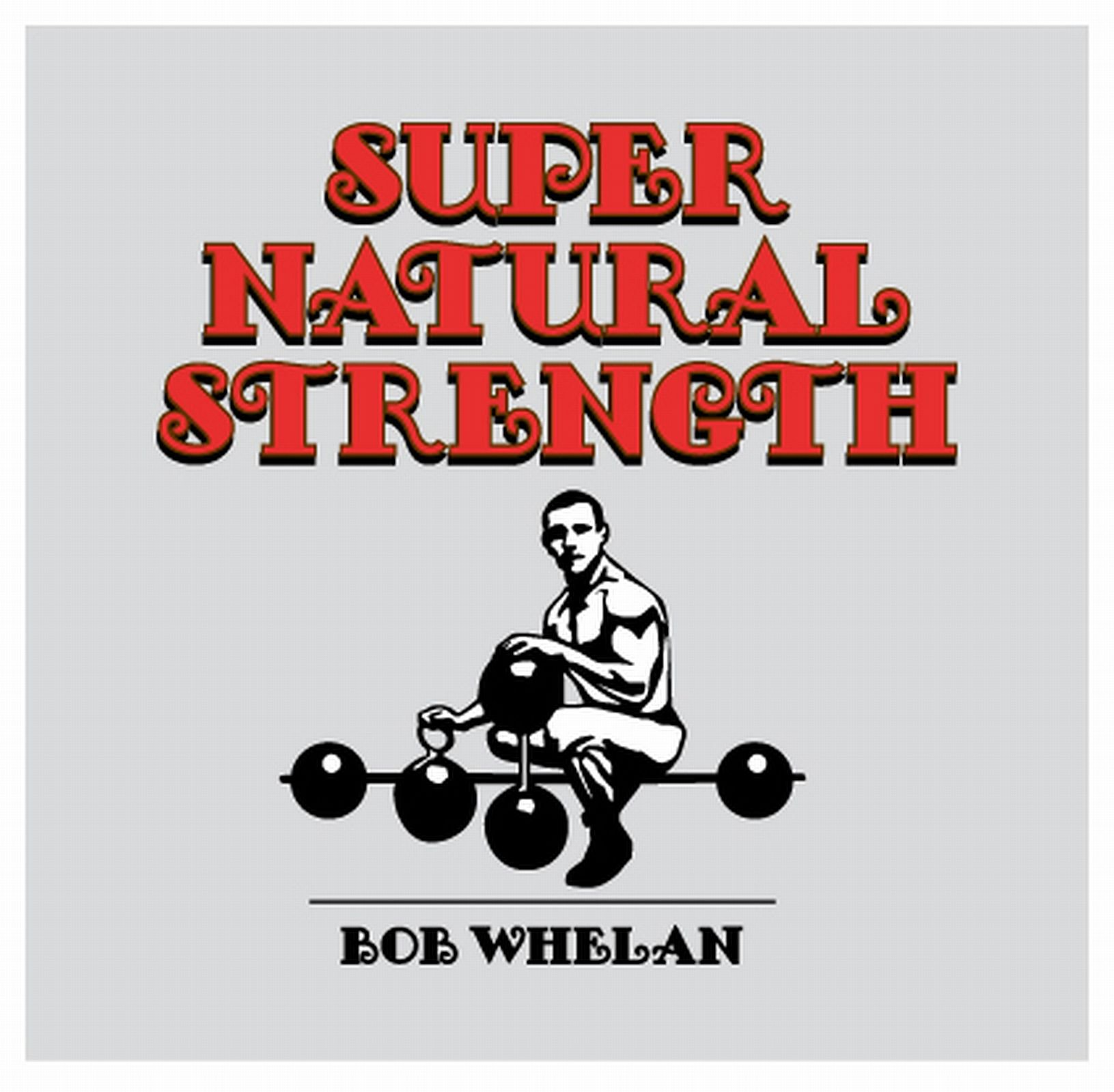 Image OfSUPER NATURAL STRENGTH (English Edition)