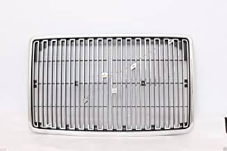 AlphaRig 96 97 98 99 00 01 02 03 Volvo VN / VNL CHROME Grill with Bug Shield
