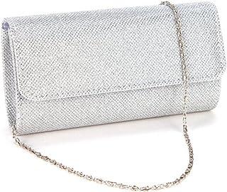 987e61636 U-Story Womens Evening Wedding Party Small Clutch Bag Prom Shoulder Chain  Handbag Tote (