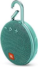 JBL JBLCLIP3TEAL Clip 3 Portable Waterproof Wireless Bluetooth Speaker - Teal