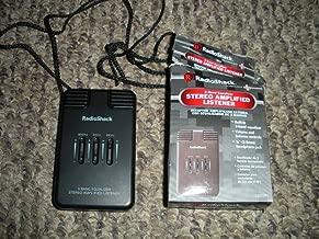 Best hearing amplifiers radio shack Reviews