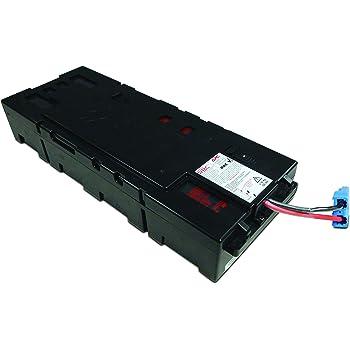 Plug /& Play UPSBatteryCenter Compatible Battery Pack for APC Smart-UPS 1500VA USB RM 2U DLA1500RM2U