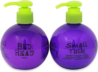 TIGI Bed Head Small Talk 3-in-1 Thickifier 8 oz (Packs of 2)