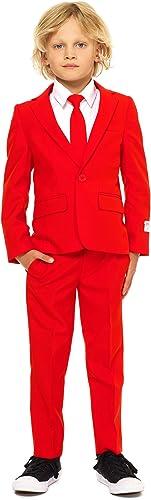 compras de moda online Generique - - - Traje Mr. rojo Niño Opposuits 2-4 años(92-98 cm)  disfruta ahorrando 30-50% de descuento