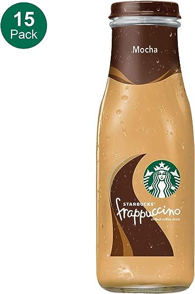 Starbucks Frappuccino Mocha 9 5 Fl Oz 15 Count