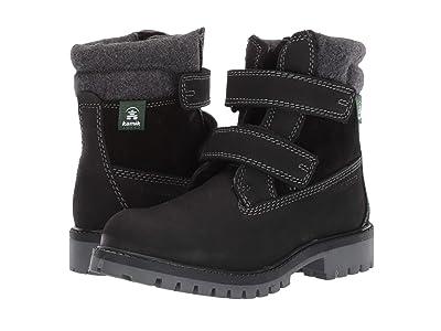 Kamik Kids Takodav (Little Kid/Big Kid) (Black) Boys Shoes