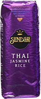 Sundari Arroz Thai Jasmine 500G - Pack De 8 - Total 4 Kg