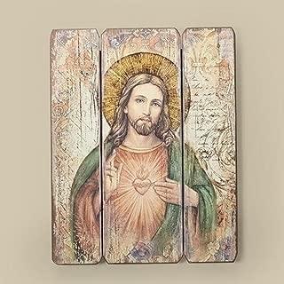 Joseph's Studio Sacred Heart Religious Wall Art