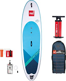 """Red Paddle 10'7""""Junta De Windsurf Paquete De Viento De Pádel, Multicolor, Uni"""
