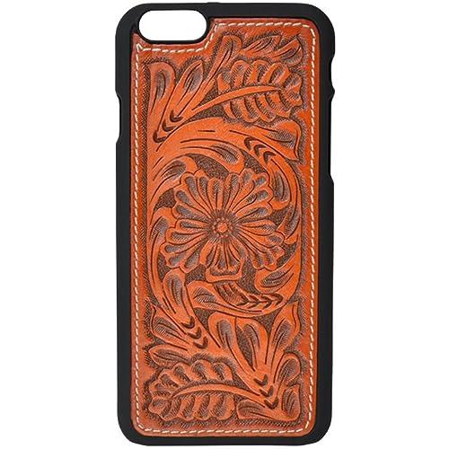 reputable site eea36 72cc2 Leather Phone Cases Western: Amazon.com