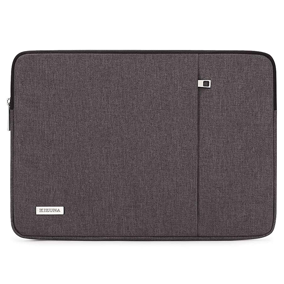 KIZUNA 15.6 Inch Laptop Sleeve Case Water-Resistant Handle Bag for 15.6