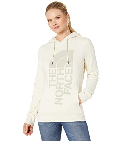The North Face Trivert Pullover Hoodie (Vintage White/Vintage White) Women