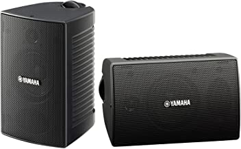 Best Yamaha NS-AW194BL High-Performance All-Weather Speakers, Black Review