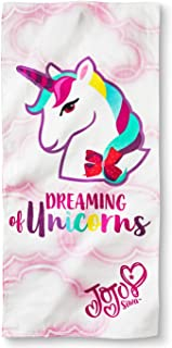 JoJo Siwa Dreaming of Unicorns Beach Towel 28