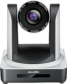 Zowietek PTZ Camera Optics 20X Live Streaming Camera z jednoczesnymi wyjściami HDMI i 3G-SDI