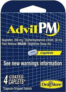 Advil Pm Nighttime Sleep Aid 200 Mg