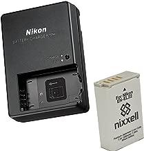 Nikon MH-29 MH-27 Quick Charger for Nikon EN-EL20 , EN-EL20a, EN-EL22 Battery & Nikon Coolpix 1 J4, Nikon 1 S2 Digital Cameras+ 1 Bonus Battery!