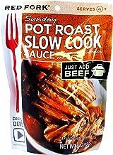 Red Fork Seasoning Sauce, Sunday Pot Roast, 8 Ounce (Pack of 6)