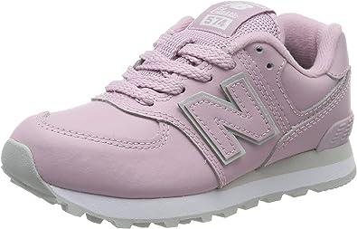 Amazon.com | New Balance Kv996 Girls Trainers | Sneakers