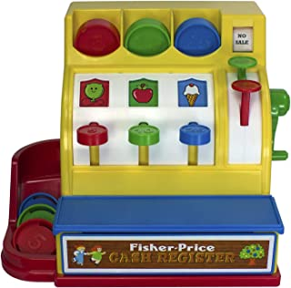 Fisher-Price Classic Toys – Retro Cash Register – Great Pre-School Gift for..