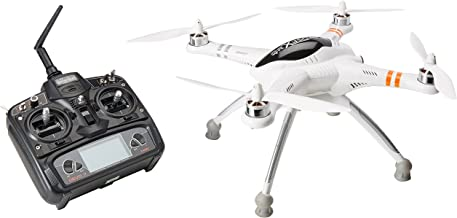 Walkera qr x350pro rtf1 Ready to Fly Quadcopter/Quadrotor Drone UAV - with DEVO 7 Remote (White)
