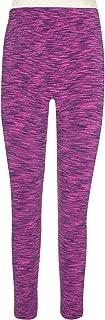 Girls Space Dye Faux Fur Lined Legging