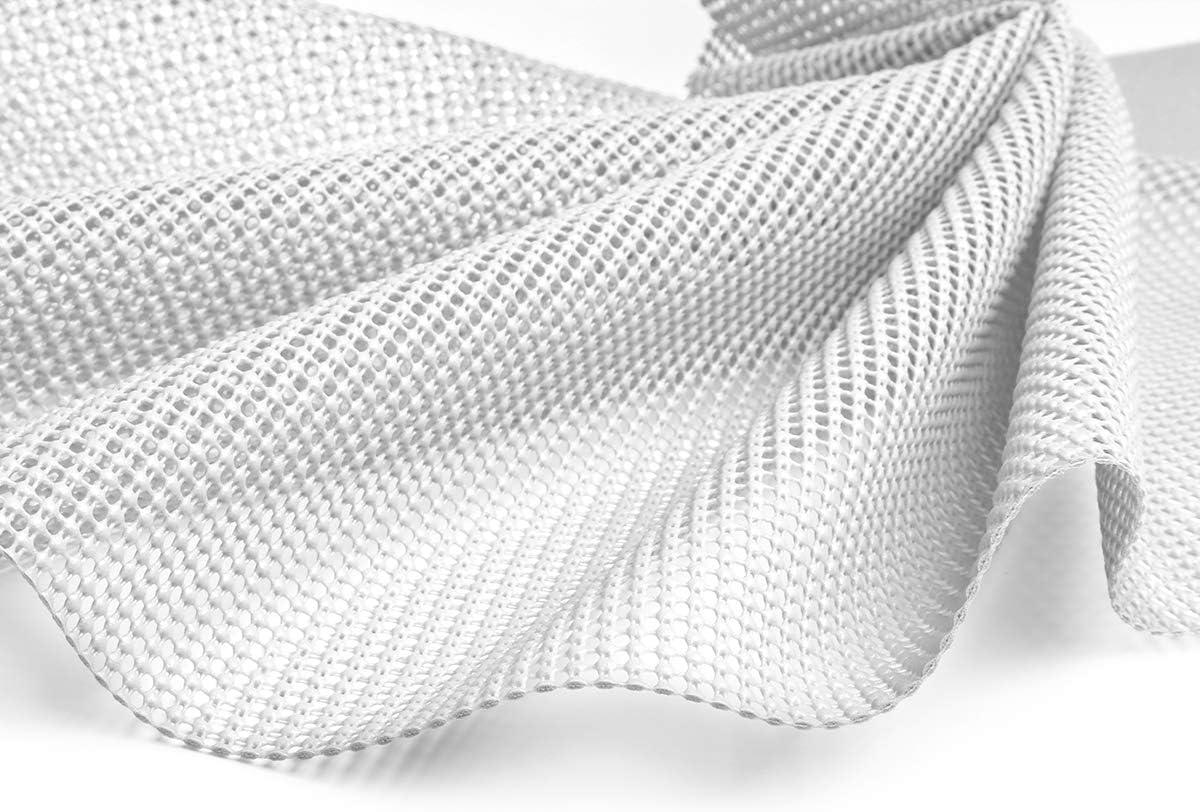 Anti Rutsch Teppichunterlage Schubladenmatte Teppichstopper Rutschschutz Unterlage f/ür Teppich Schubladen Auto K/üche Schwarz Besmall Antirutschmatte Mehrzweck Zuschneidbar 50x300cm
