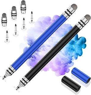 أقلام UROPHYLLA شاشات اللمس ، أقلام لمس قرص لجميع شاشات اللمس التكاثفية والهواتف المحمولة والأجهزة اللوحية وأجهزة iPad وأج...