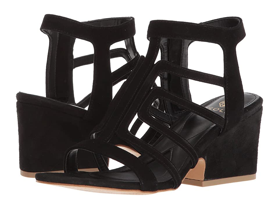 Isola Lina (Black King Suede) Women