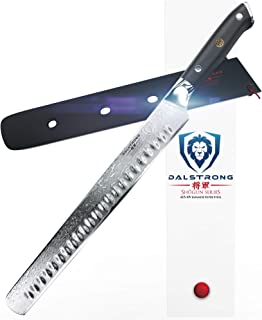 dalstrong shogun slicing knife