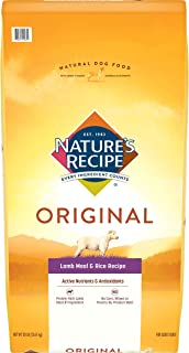 NatureS Recipe Adult Food 30 Pound