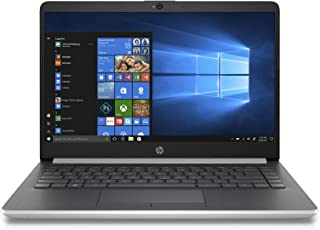 "HP 14-cf1000ne Laptop, Intel Core i5-8265U, 14"" FHD, 1TB, 8GB RAM, AMD Radeon 530 (2GB graphics), Win 10, Eng-Ara KB, Silver"