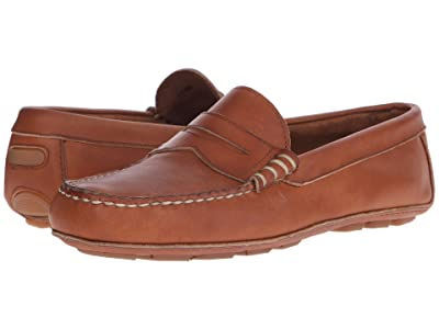 Allen Edmonds Daytona (Tan Leather) Men