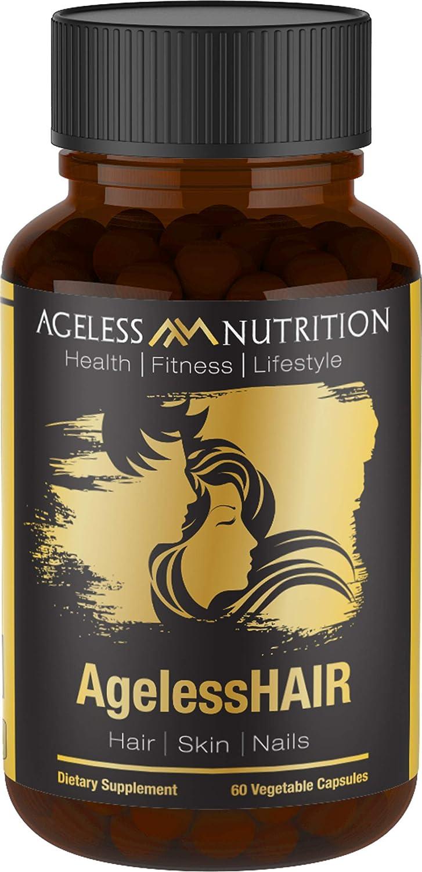 Ageless Nutrition: Luxury AgelessHAIR - Premium Nails Raleigh Mall and Hair Skin