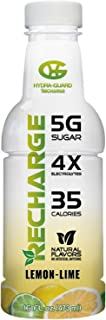 Hydra-Guard Recharge the Ultimate Sports Drink (12 Pack) (Lemon Lime)