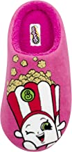 Shopkins Girls Printed Clog Slipper Plush Collar (See More Colors Sizes)