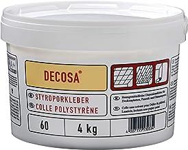 Decosa Piepschuimlijm, wit, emmer 4 kg