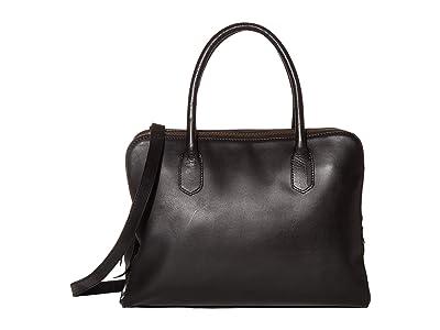 ABLE Meron Workbag (Black) Handbags