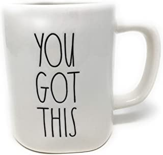 Rae Dunn By Magenta YOU GOT THIS Ceramic LL Coffee Tea Mug
