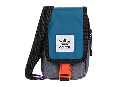 adidas MAP Crossbody Bag (Onix) Bags