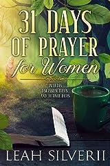 31 Days of Prayer for Women Paperback
