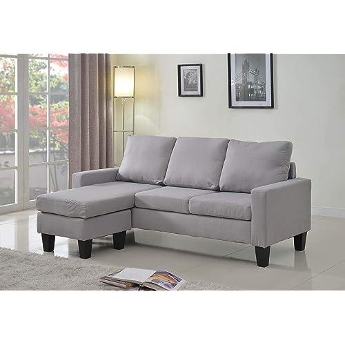 Wondrous Sleeper Sectional Sofas Amazon Com Andrewgaddart Wooden Chair Designs For Living Room Andrewgaddartcom