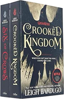 Six of Crows Leigh Bardugo Collection 2 Books Bundle (Six of Crows: Book 1, Crooked Kingdom: Book 2)